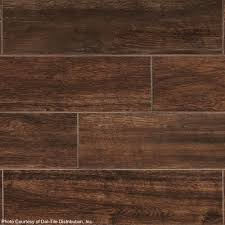 american estates wood look spice 9x36 rectified porcelain tile