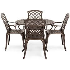 Lattice Weave Design Umbrella Hole Brown Best Choice ... Amazoncom Tk Classics Napa Square Outdoor Patio Ding Glass Ding Table With 4 X Cast Iron Chairs Wrought Iron Fniture Hgtv Best Ideas Of Kitchen Cheap Table And 6 Chairs Lattice Weave Design Umbrella Hole Brown Choice Browse Studioilse Products Why You Should Buy Alinum Garden Fniture Diffuse Wood Top Cast Emfurn Nice Arrangement Small For Balconies China Seats Alinium And Chair Modway Eei1608brnset Gather 5 Piece Set Pine Base