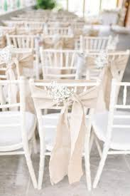 Ceremony Chair Decorated With Baby's Breath | Brides 40 Pretty Ways To Decorate Your Wedding Chairs Martha Stewart Weddings San Diego Party Rentals Platinum Event Monogram Decorations Ideas Inside Tables And 1888builders Spandex Folding Chair Cover Lavender Padded Hire For Outdoor Parties In Sydney Can Plastic Look Elegant For My Ctc 23 Decoration White Galleryeptune Aisle Metal Unique Reception Seating