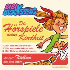 bibi blocksberg 3er nostalgiebox