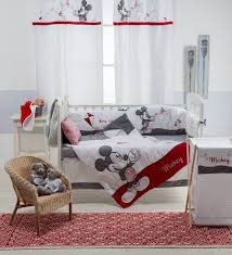 Minnie Mouse Queen Bedding by Baby Bedding Sets Red Minnie Mouse 4 Piece Crib Bedding Set Baby
