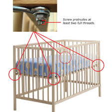 Side Crib Attached To Bed by Product Recalls Ikea