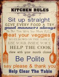 Full Size Of Kitchenfound Retro Kitchen Signs It At Wayfair Rules Sign Wall Decor