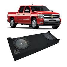07-13 Chevy Silverado Crew Cab Truck Kicker CompR CWR12 Dual 12 Sub ... New 2018 Ram 1500 Crew Cab Pickup For Sale In Monrovia Ca 1980 Chevrolet Custom Deluxe 20 Pickup Truck Item 2012 Suzuki Equator Rmz4 First Test Motor Trend This 1962 Gmc Is The Only One Of Its Kind But Not A Preowned 2013 Big Horn Chehalis U77482 Quad Vs Trucks Don Johnson Motors Canyon 4wd 1405 Sle 4 Door Oshawa Step Side Promaster Cargo Truck 2015 3d Model Max Obj 3ds Fbx C4d 1977 Ford F250 Bent Metal Customs Ho Scale Lighted F350 Red Trainlifecom Silverado 3500hd Work 4d Near