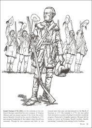 Heroes Heroines Of American Revolution Coloring Book