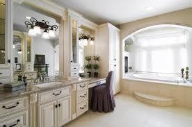 Master Bathroom Vanity With Makeup Area by Download Grand Bathroom Designs Gurdjieffouspensky Com