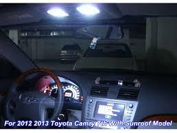 car led interior light bar kit xenon white for 2012 2013 toyota