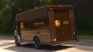 100 Who Makes Ups Trucks Why UPS Dont Make Left Turns YouTube