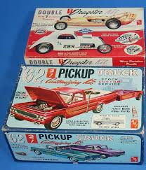 Vintage Plastic Model Kits For Sale, Model Trucks Kits | Trucks ...
