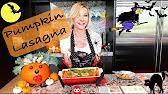 Halloween Special 1 3 Perfect Pumpkin Lasagna