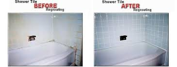 Regrouting Bathroom Tiles Video by Just Renew It U0027 Ny Nj U0027s Regrouting And Reglazing Experts Make