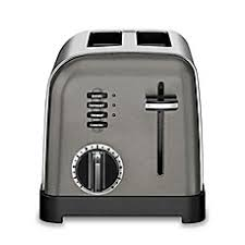 CuisinartR 2 Slice Stainless Steel Toaster