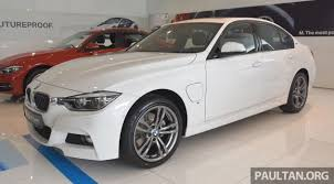 BMW 330e M Sport variant introduced RM258 800