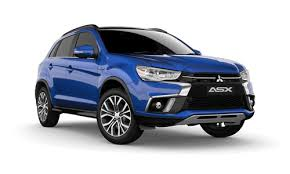 Mitsubishi ASX – pact Small SUV – Built for Owning the City