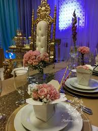 Quinceanera Party Ideas