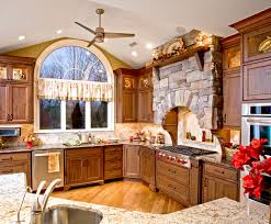 Tuscan Style Kitchen Rustic