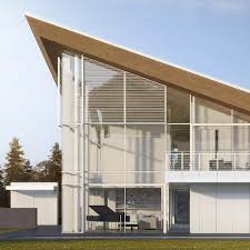 100 Richard Meier Homes Partners Offers Flexible Space In The New Design Of