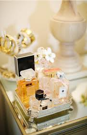 A Beautiful Styling Idea For Dressing TableI Have Recently Purchased Vintage Silver Tray To Display My Perfumes And Jewels In Similar Way
