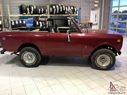 1977 International Scout II Terra Standard Cab Pickup 2-Door 5.0L 1969 Scout Aristocrat 800a Old Intertional Truck Parts Projects The Story Of Ihs Dieselpowered Inttionalscoutoverlanedlights Fast Lane 1978 Used Ii Terra At Webe Autos Serving Long Restored Rhd 42 Exusps 1977 Harvester Hemmings Find The Day 1976 Daily 5 Things To Do With 43 Intionalharvester Scouts You Just 1964 110 Volo Auto Museum