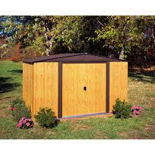 Suncast Cascade Shed 4 X 7 by Plastic Storage Sheds