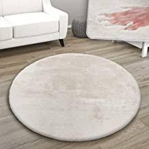 suchergebnis auf de für teppich rund creme