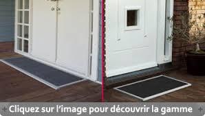 tapis porte d entrée original