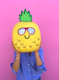 Emoji Pumpkin Carving Designs by No Carve Diy Pumpkins Jane Can