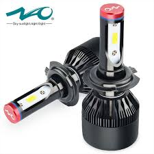 nao h7 led headlights automobiles led h7 l all in one design