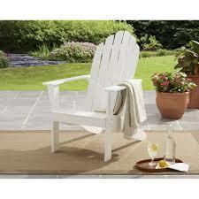 Mainstays Patio Furniture Manufacturer by Mainstays Adirondack Chair Walmart Com