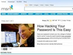 What It s Like to be Featured on the MSN Homepage