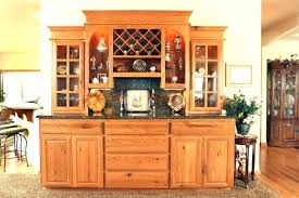 Kitchen Cabinet Refinishing Awesome Elegant Buffet Wine Rack New Dining Room With Halifax Painting