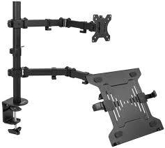 Imac Vesa Desk Mount by Stand V102c Full Motion Monitor Laptop Desk Mount Articulating