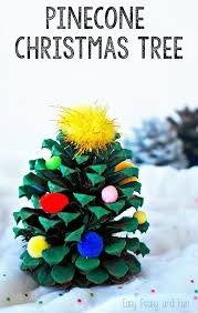Pine Cone Christmas Tree Ornaments Crafts by 192 Best Kids Pinecone Crafts Images On Pinterest Book