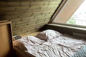 gemütliches dachzimmer mit west balkon in werne werne