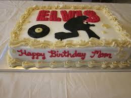 Elvis Presley Birthday Cake Cake Birthday cakes