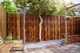 100 Bamboo Walls Ideas 26 Fencing For Garden Patio Or Balcony