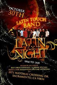 Spirit Halloween Sacramento Natomas by Events Calendar Luis Salinas U0027 Sacramento Latin Touch Dance Band