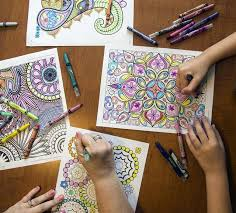 Adult Coloring Books Arent Just Trendy Theyre Good For You Too
