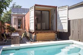 100 Home From Shipping Containers House Tour A Sleek Container New Orleans