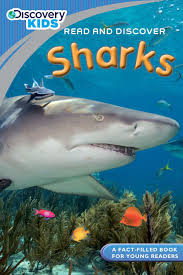 discovery kids readers sharks by janine amos on ibooks