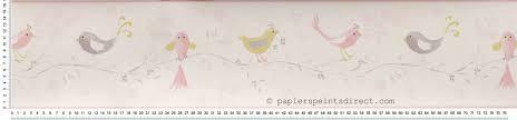 frise murale chambre fille frise papier peint pour chambre bébé raliss com