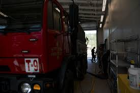 100 Stevens Truck Driving School County Fire District 1 Says Two New Stations Are Reducing