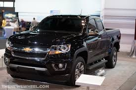 100 2015 Colorado Truck Chevrolet Is Shedding Pounds The News Wheel