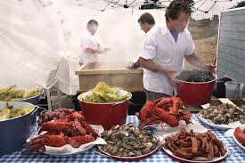 Sam's Chowder House Celebrates The Backyard Clambake | Food ... Crawfish Boil Clam Bake Low Country Maryland Crab Boilits Stovetop Clambake Recipe Martha Stewart Onepot Everyday Food With Sarah Carey Youtube A Delicious Summer How To Make On The Stove Fish Seafood Recipes Lobster Tablecloth Backyard Table Cloth Flannel Back 52 X Party Rachael Ray Every Day Host Perfect End Of Rue Outer Cape Enjoy Delicious Appetizer Huge Meal And Is It Acceptable Have Clambake At Wedding Love Idea Here Are 10 Easy Steps Traditional