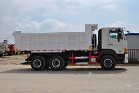 Hino 700 Series 6x4 Dump Truck | CIMC Vehicles