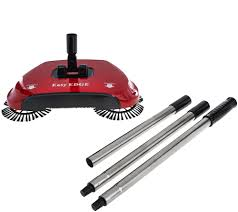 Electric Sweepers For Wood Floors by Easyedge Lightweight Hard Floor Sweeper Page 1 U2014 Qvc Com