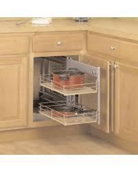 blind corner cabinets blind corner organizers woodworker s