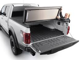 WeatherTech 04-18 F150 6Ft 6In Box Alloycover Hard Truck Bed Cover ...