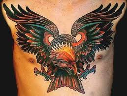 Image Result For Eagle Chest Tattoo