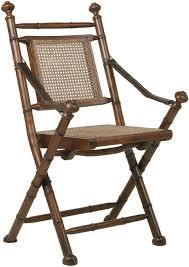 chaise coloniale kare 72756 colonial chaise pliante cuir 99 x 4 x 44 cm amazon fr